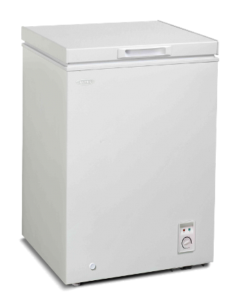 2.6 Cu. Ft. Chest Freezer