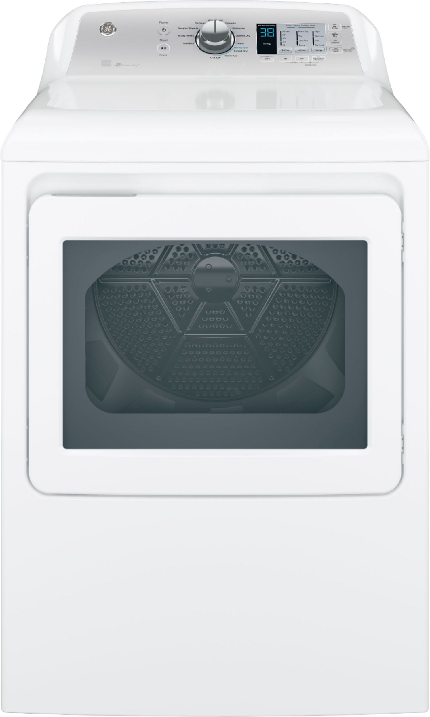 7.4 Cu Ft Electric Dryer