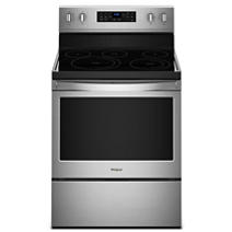 5.3 cu.ft. Electric Range with